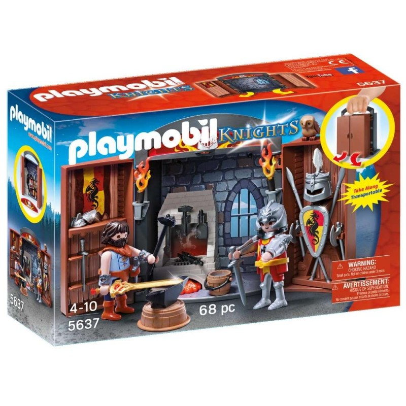 PLAYMOBIL 5637 PLAY BOX
