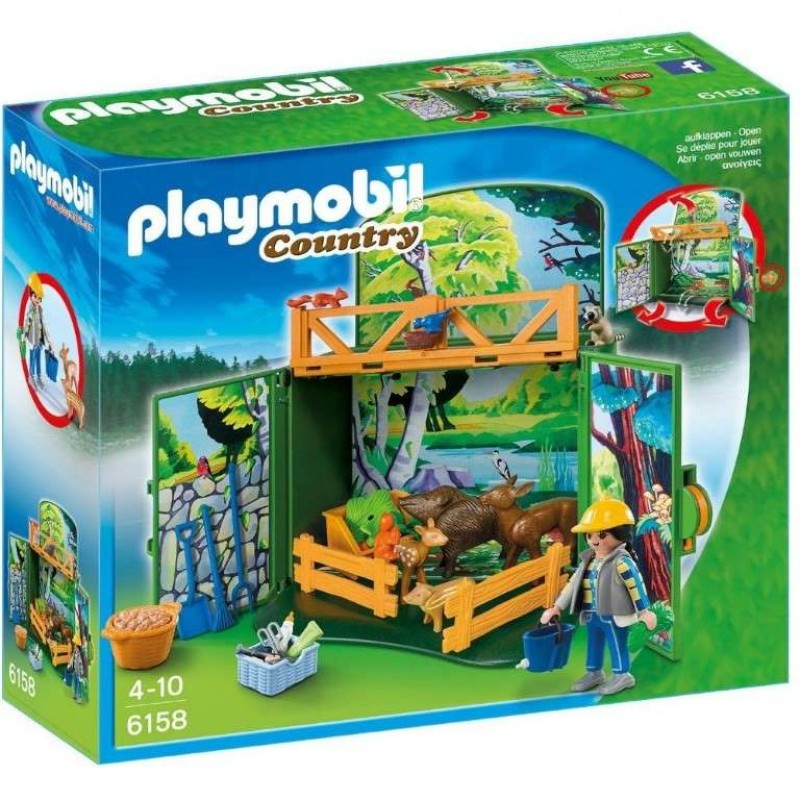 PLAYMOBIL 6158 GAME BOX