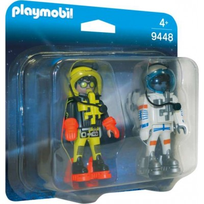 PLAYMOBIL 9448 DUO PACK ΑΣΤΡΟΝΑΥΤΕΣ