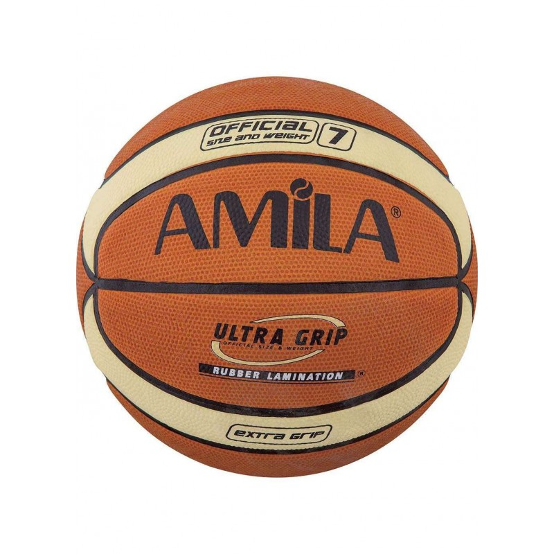 ΜΠΑΛΑ BASKET AMILA #7 CELLULAR RUBBER