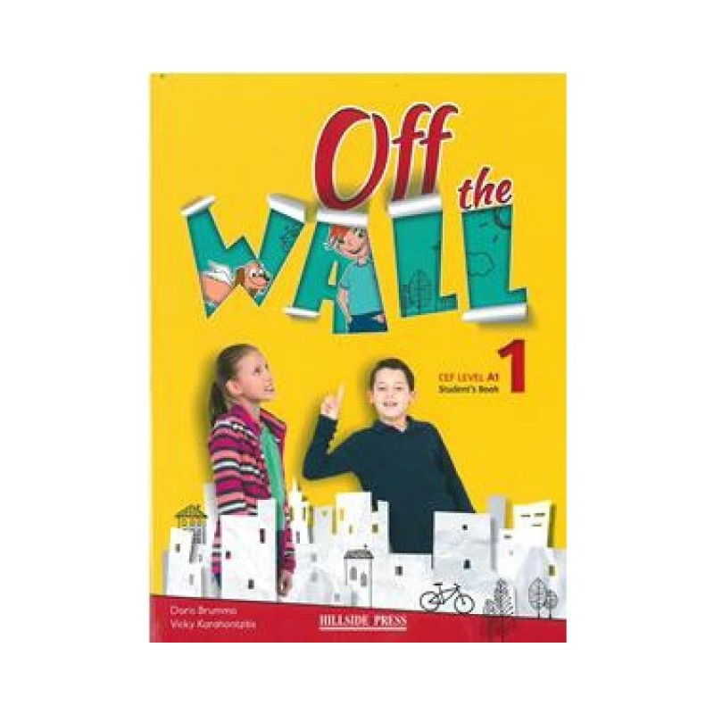 OFF THE WALL 1 (A1) STUDENTS BOOK