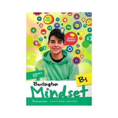 BURLINGTON MINDSET B1 STUDENTS BOOK