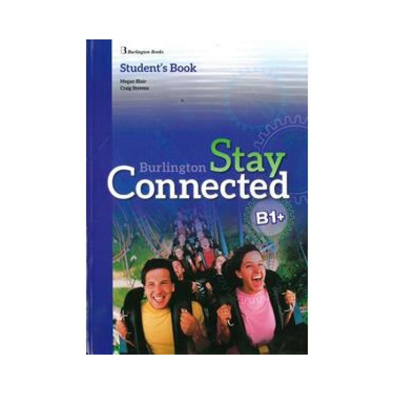 STAY CONNECTED B1+SB