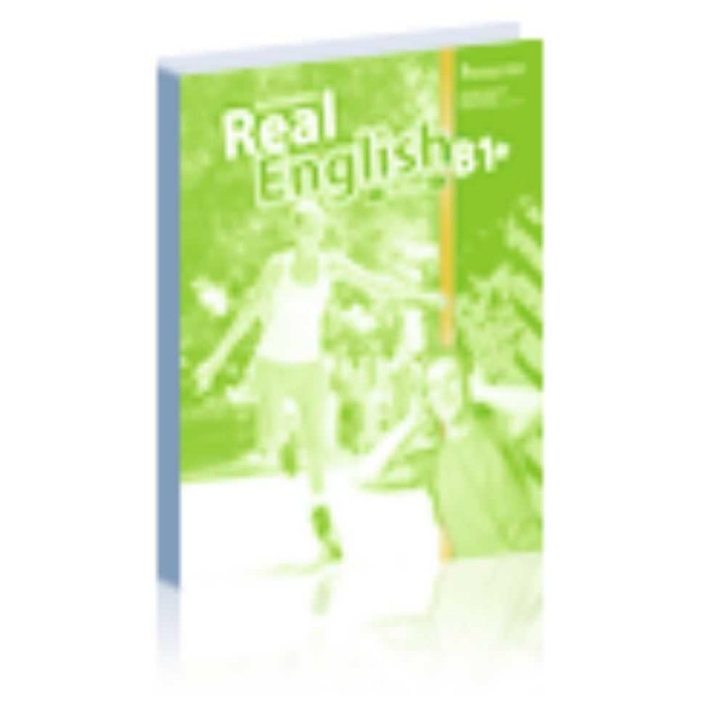 REAL ENGLISH B1+ WKBK (+CD)